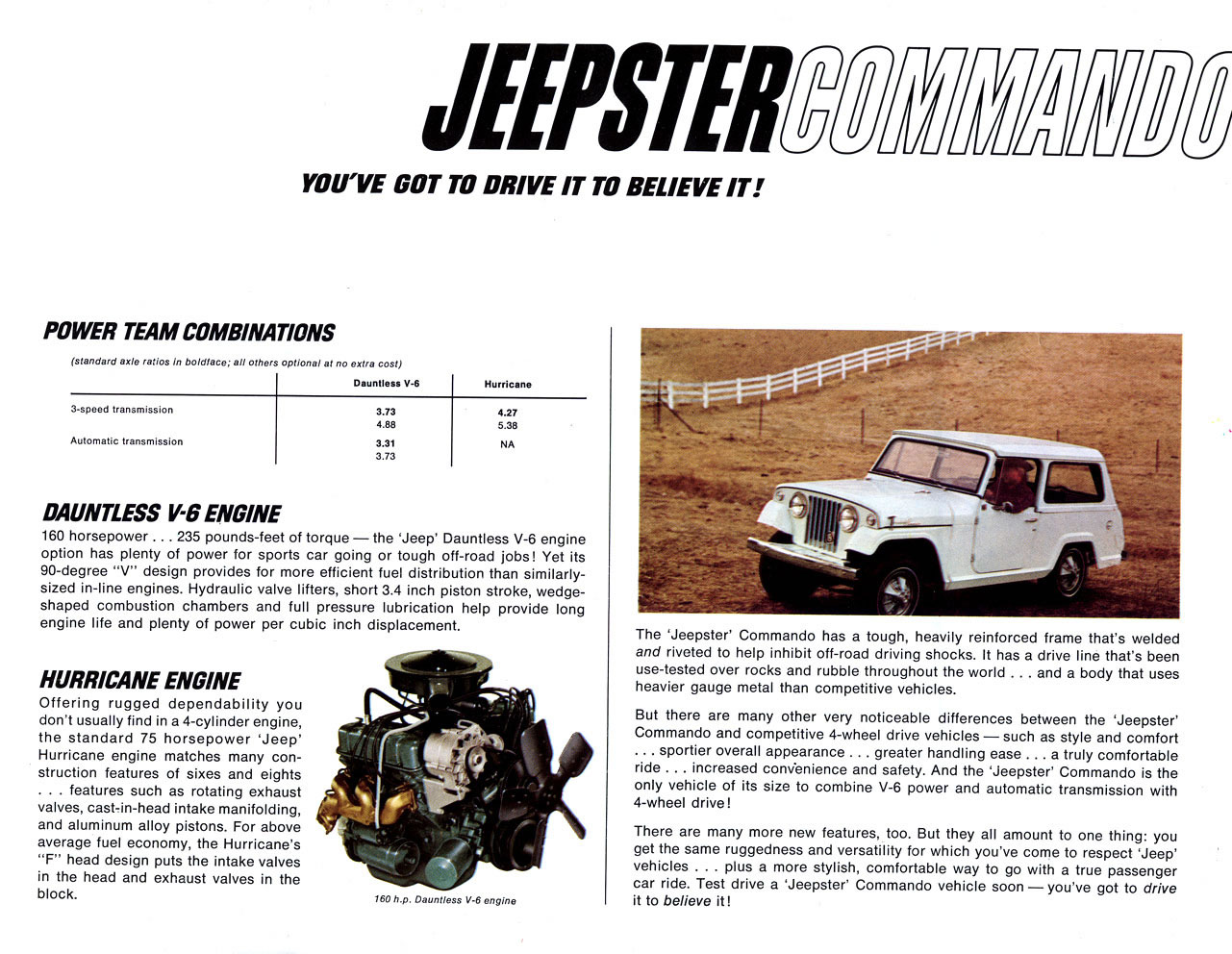 All Terrain Tires >> 1966 Jeepster Commando Brochure / 1966 Jeep Jeepster Commando-11.jpg